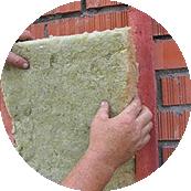 укрепление и утепление фасада здания